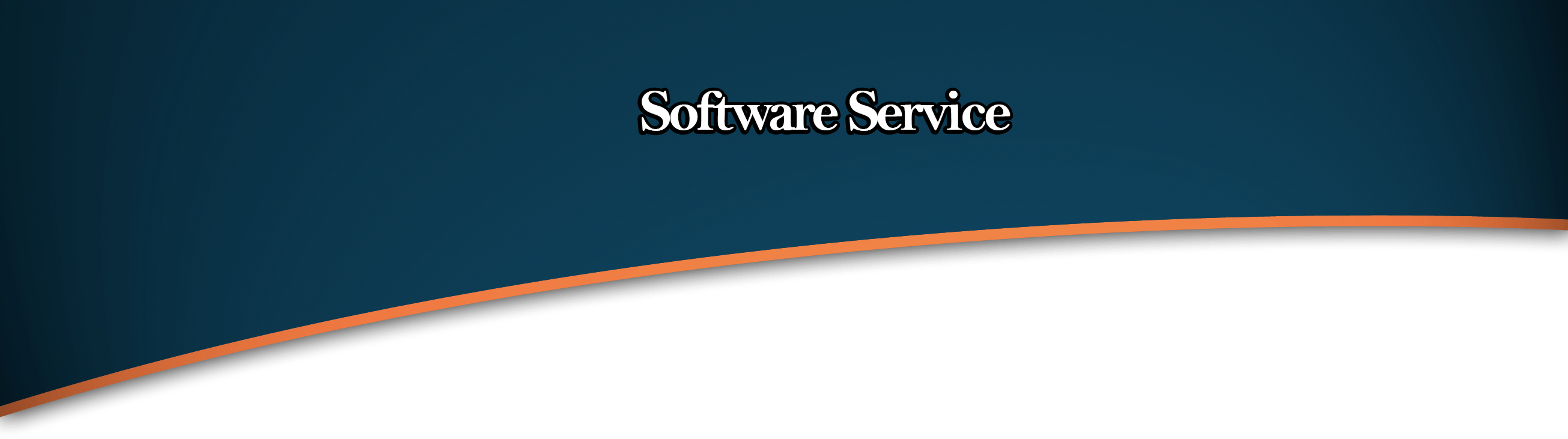 Software service
