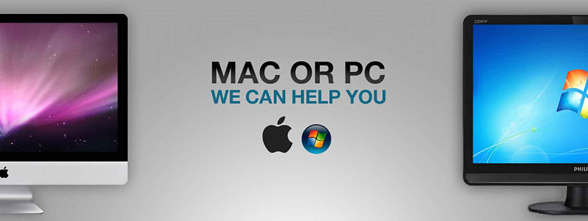 MAC repair service