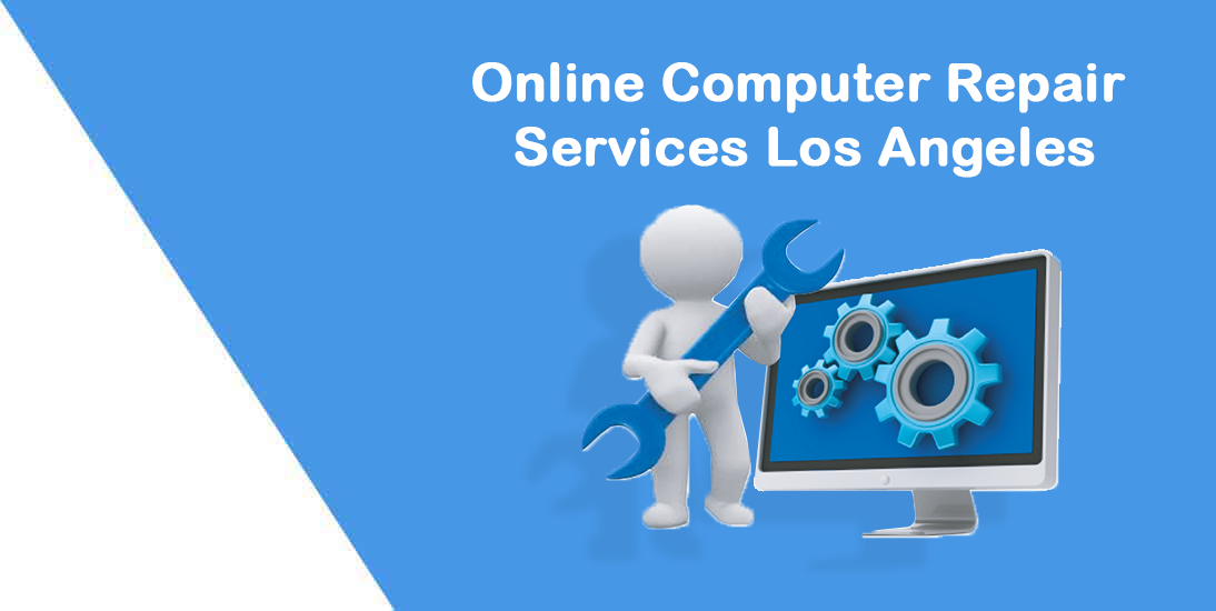online computer repair services Los Angeles