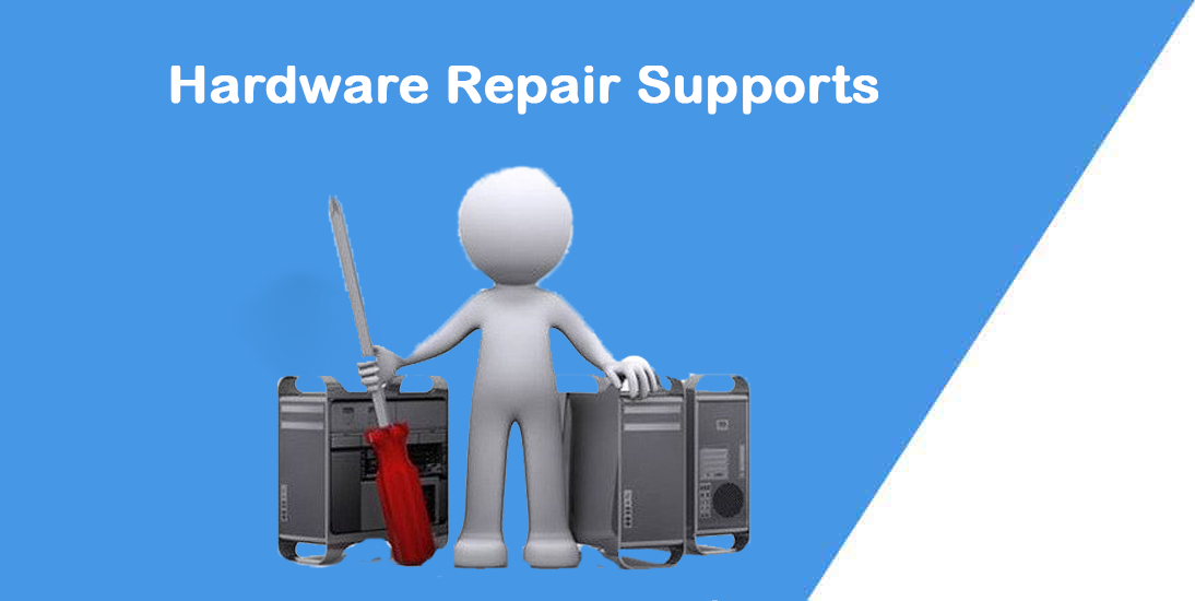 Hardware Repair supports