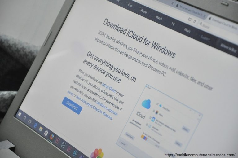 A Step-by-Step Guide Showing How to Use iCloud for Windows