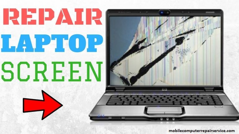 How much the cost of replacing a laptop screen can be?