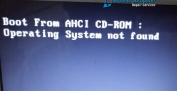Recover Data from a Non Booting Operating System